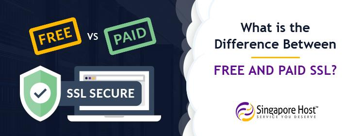 What is the Difference Between Free and Paid SSL?