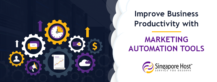 Improve Business Productivity with Marketing Automation Tools
